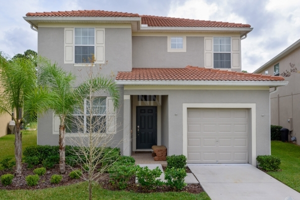 You will fall in love with this 5 bedrooms, 4 bathrooms holiday villa with a bonus room home. Amazing Holiday Halal Vacation Homes Orlando! (5PPS29BU6