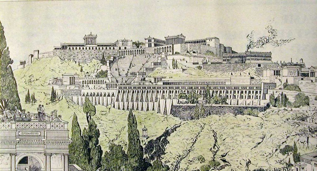 Drawing_of_ancient_Pergamon