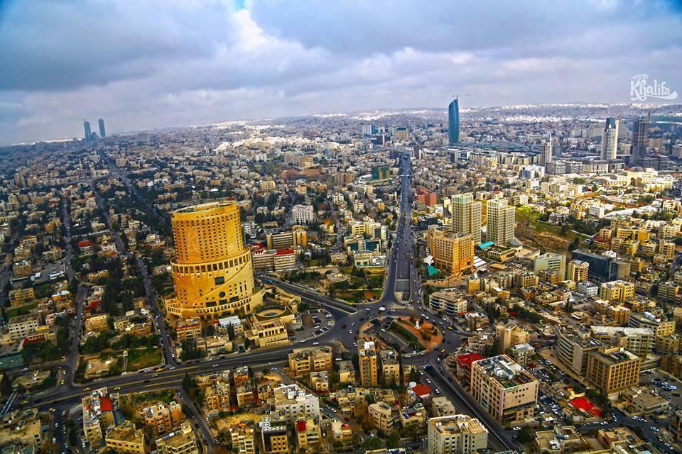 Jordan - Amman - Modern  - N