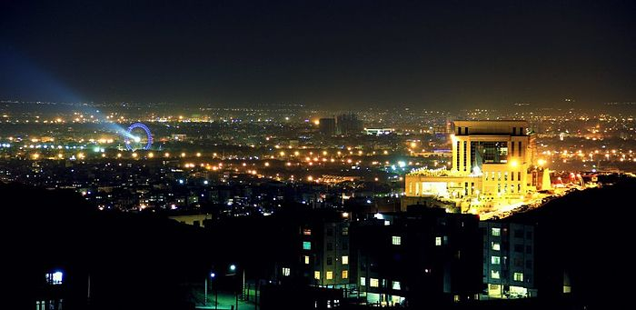 Mashhad_City_at_night