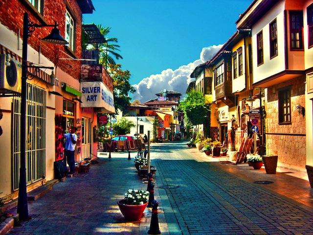 Old-Town-Kaleiçi