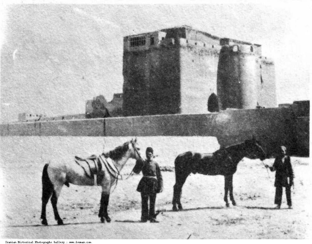 Tabriz_Qajar_Ali_Shah_Arc