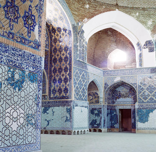 blue-mosque-of-Tabriz